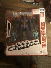 Transformers War For Cybertron Netflix series Decepticon Hotlink
