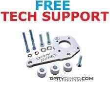Dirty Dingo LS1 Billet Power Steering Bracket Conversion Swap LS Camaro Spacing