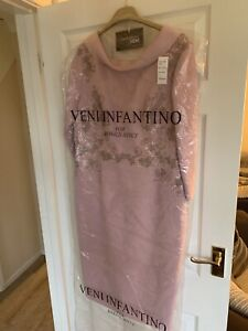 Veni Infantino For Ronald Joyce. Mother Of The Bride. Size 16. Blush. Brand New