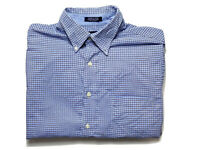 Chaps by Ralph Lauren Mens Shirt Size L / 16 Long Sleeve Button Up Classic Fit