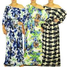 Polyester Animal Print Machine Washable Casual Dresses for Women