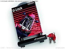 GENUINE HONDA U-LOCK ACCESSORY - 08M53-MFL-800