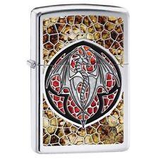 Zippo Windproof Anne Stokes Fusion Dragon Lighter, 29253, New In Box