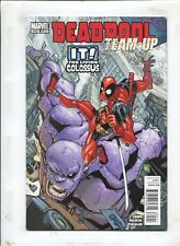DEADPOOL TEAM-UP #895 - IT! THE LIVING COLOSSUS - (9.2) 2010