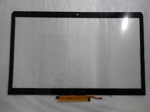 SAMSUNG 540U NP540U3C GENUINE LCD TOUCH SCREEN GLASS -463