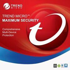 Trend Micro Maximum Security 2021 10 PC 3 Jahre