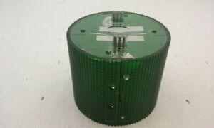 FEDERAL SIGNAL LSL-120G LIFESTACK LIGHT MODULE 120V GREEN SERIES A3 NNB