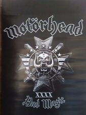 Motörhead Bad Magic grande poster 60 x 90 heavy metal Lemmy Kilmister