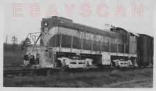 7K125 RP 1953 TEXAS & NORTHERN RAILROAD ENGINE #11  LONE STAR TEXAS