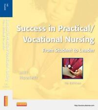 Success in Practical / Vocational Nursing: From Student to Leader, 7th Edition