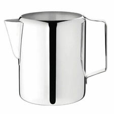 More details for milk frothing jug stainless steel - foaming coffee latte cappuccino 20oz or 32oz