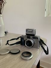 Contax G2 35mm Film Camera with 35mm Lens And TLA 200 Flash