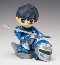 CLAMP in 3-D Land - Volume 5 Figure - Shukaidou Takeshi Blue Warrior 3D