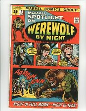 Marvel Spotlight #2 -First Appearance ofWerewolf By Night - Key issue 7.5