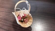 basket for 8 inch madame alexander.or doll.