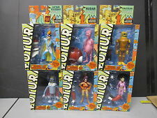 Futurama Series 4,5 &6 with Santa Robot Parts - NEW MIB - All 7 Figures
