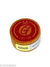 1 Genuine G2 (MEDIUM= M) Layered Laminated Pool Cue Tip -  FREE US SHIPPING