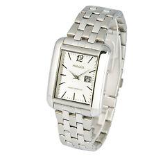 Damen Funkuhr (deutsches Funkwerk) Armbanduhr Edelstahl Damenuhr 964.4112