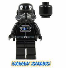 LEGO Minifigure Star Wars - Tie Interceptor Pilot - sw035b FREE POST