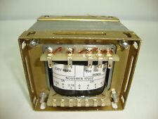 TRANSFORMADOR DE RADIO ANTIGUA 300-0-300V 65VA PARA 6 VALVULAS R6-17032..2