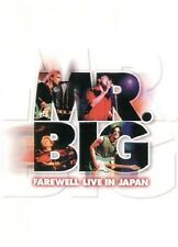 MR.BIC - FAREWELL LIVE IN JAPAN DVD NEW