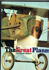 THE GREAT PLANES James Gilbert 1970 large soft cover