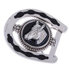 Western Vintage Horse Head Zinc Alloy Rodeo Belt Buckle Novelty Jewelry