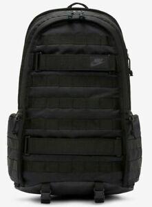 Nike SB RPM Skateboarding Mens Backpack Black Size 26 Litre Gym Training School