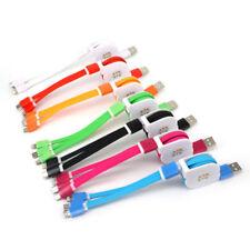 3 in 1 USB Typ C einziehbare Ladekabel Micro für Handy Android #NG8