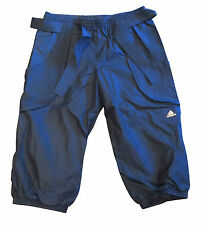 adidas YG adivola 3/4 Pant e16858 Sport Pants Fitness Blue [Size 152] NIP