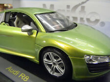 Audi R8 NEW MAISTO 1:18 Special Edition Diecast Car in limited green RARE Auto