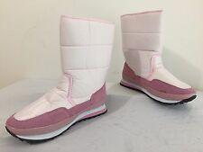 Blowflt Snowjoggers Snow Boot Pink Size 9 NWOB!