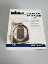 PELOUZE 10LB. Postal/Packing Scale 1991 Model Y10In The Original Box