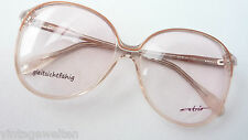 Vintage Glasses Frames Large Form Subtle Ladies Light Atrio Markengestell Size M