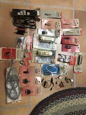 Radio Shack / Archer Stereo Lot Plug, Adaptor, Adapter, Phono, Ge Patch