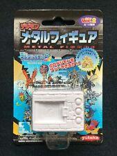 Yutaka 1998 Digimon Ver 2 Digivice Box Mini Metal Figure White Color Ver Japan