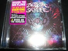 Design the Skyline Nevaeh CD – New