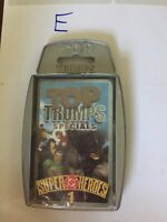 Top Trumps DC Super Heroes 1 - Winning Moves - New & Sealed