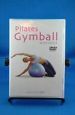 Pilates Gymball Workout - Lucy Knight - Brand New Sealed