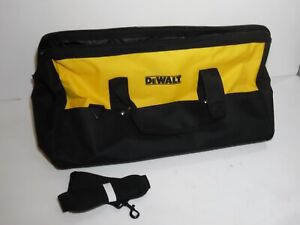 Large DEWALT Empty Bag for 18V cordless 7/8 Tool Set no tools included NEW