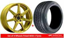 IS Inovit Summer Wheels with Tyres