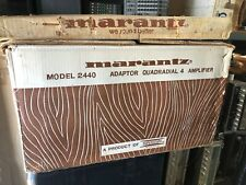 Marantz 2440 receiver brand new