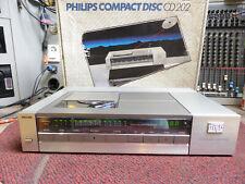 Philips CD202 cd player originale verpackung!! top zustand