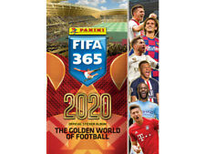 Panini FIFA 365 2020 stickers lot 10/20/30/50