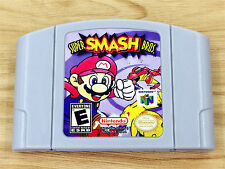 Super Smash Bros. Video Game Cartridge Console Card For Nintendo N64 Game US
