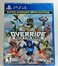 Override Mech City Brawl Super Charged Mega Edition: Playstation 4