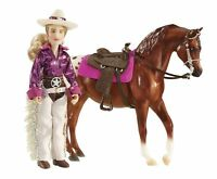 Breyer Model Horses Kaitlyn Cowgirl - Rider for Breyer Classics Toy Horses 61053