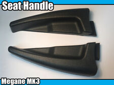 2x SEAT handle right and left Black Color for RENAULT Megane mk3 Fluence 2