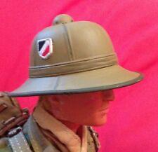 1/6 ~ Vintage Action man ~ Custom Afrika Korps Pith Helmet