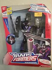 Transformers Animated Megatron Black